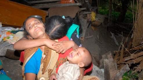 Le cyclone SIDR ravage le Bangladesh