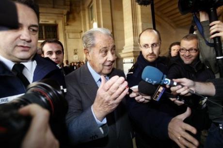 Charles Pasqua : le mutisme pour masquer sa félonnie !!