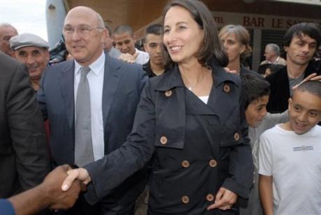 Ségoléne Royal soutient Valérie Pécresse