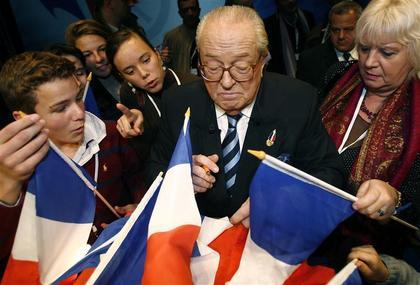 FN : Le Pen entame sa dernière valse