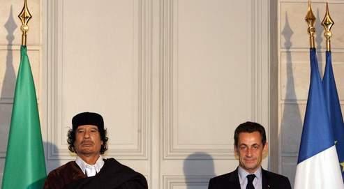 RAFALE…TIGRE…AIRBUS…L'Elysée fructifie la visite de Khadafi