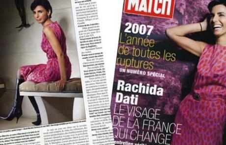 Que pensez-vous de la campagne «glamour» de Rachida Dati ?