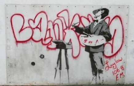 EBAY : Un graffiti adjugé pour plus de 275000 euros !!