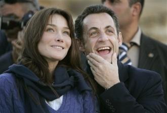 Lune de miel à l'italienne pour le couple présidentiel !