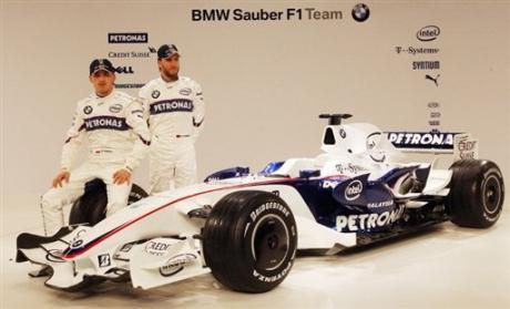 Présentation F1 : La BMW se dévoile à Munich