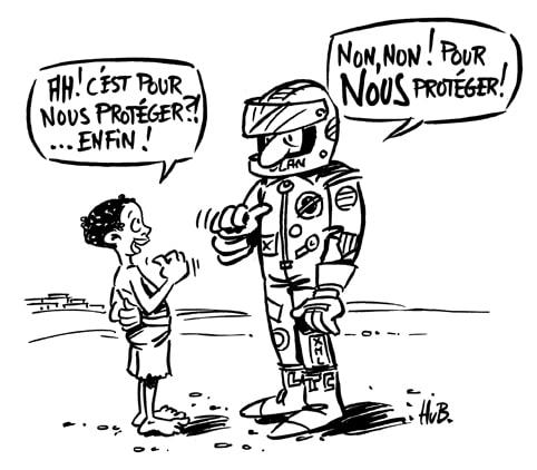 Le Paris-Dakar annulé pour des raisons de sécurité…