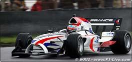 A1 GP : L'équipe de France en pole position !