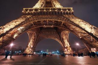 Menaces salafistes sur Paris et  la Tour Eiffel