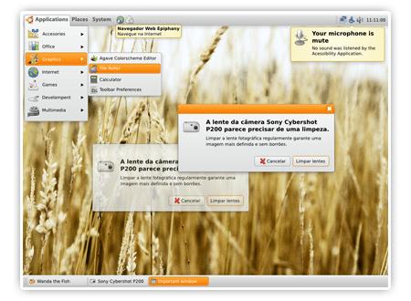 Hardy Héron : Ubuntu 8.04 est terriblement séduisant