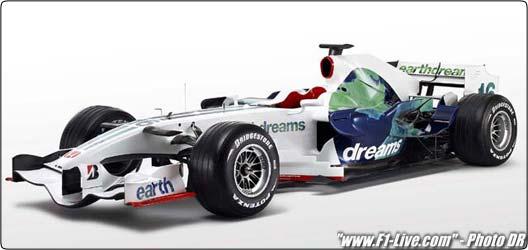 F1 : La nouvelle Honda présentée «officiellement»…et toujours engagée en faveur de la planète !