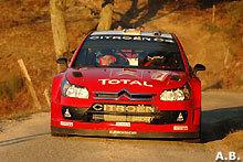 Rally WRC : Le Français Sébastien Loeb remporte de main de maître le Rallye de Monte Carlo !