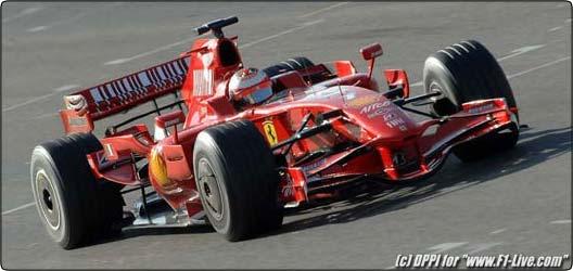 F1 : essais à Valencia, le duel Ferrari / Mclaren commence !
