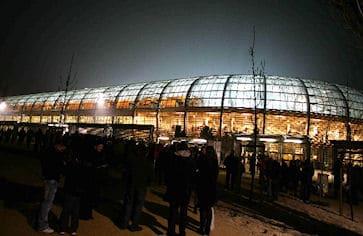 Grenoble : Le stade des Alpes…un regard vers l'avenir.