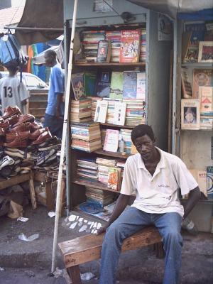 Les commerces au Sénégal