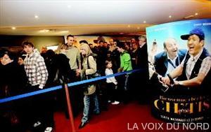 Cinéma : «Bienvenue chez les ch'ti» et….dans Toute la France dès aujourd'hui!!