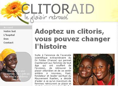 Adoption de clitoris