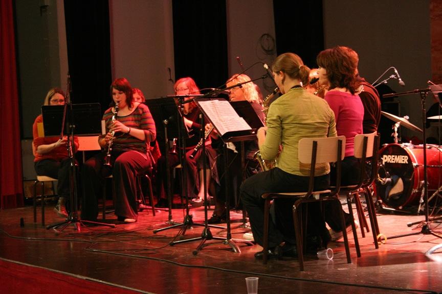 Doullens : Soufflé Bavarois pour l'orchestre à vent