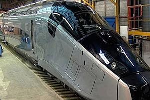 AVG ; le train a grande vitesse d'Alstom veut conquérir le monde