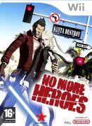 No More Heroes sur Wii : NINTENDO se dévergonde !