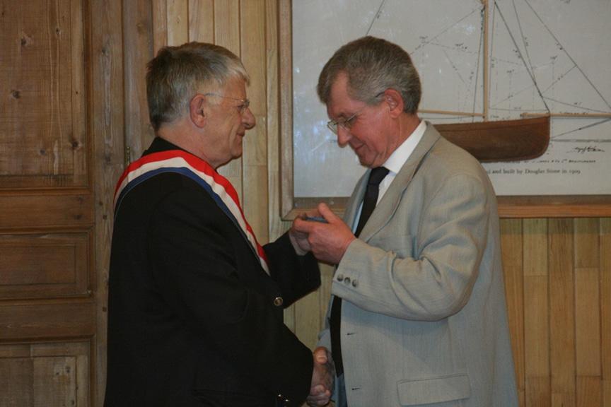 Médaille de l'Assemblée Nationale