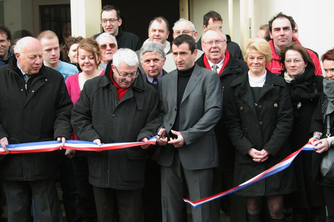 Vignacourt inaugure ses logements