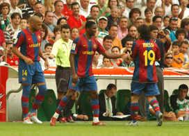 Thierry Henry : Le retour vers Arsenal semble se dessiner pour Thierry Henry !