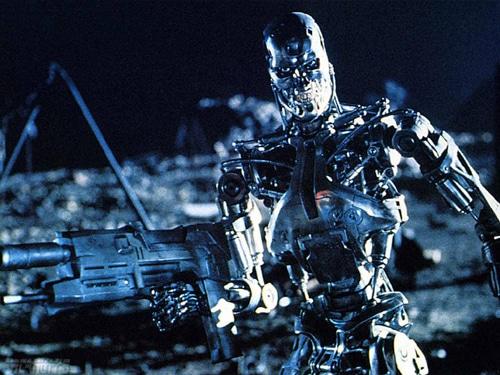 Le futur Terminator : Terminator IV, I'll be back !