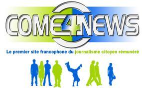 Le journalisme citoyen, come4news : ma plus belle Histoire …..c'est VOUS !