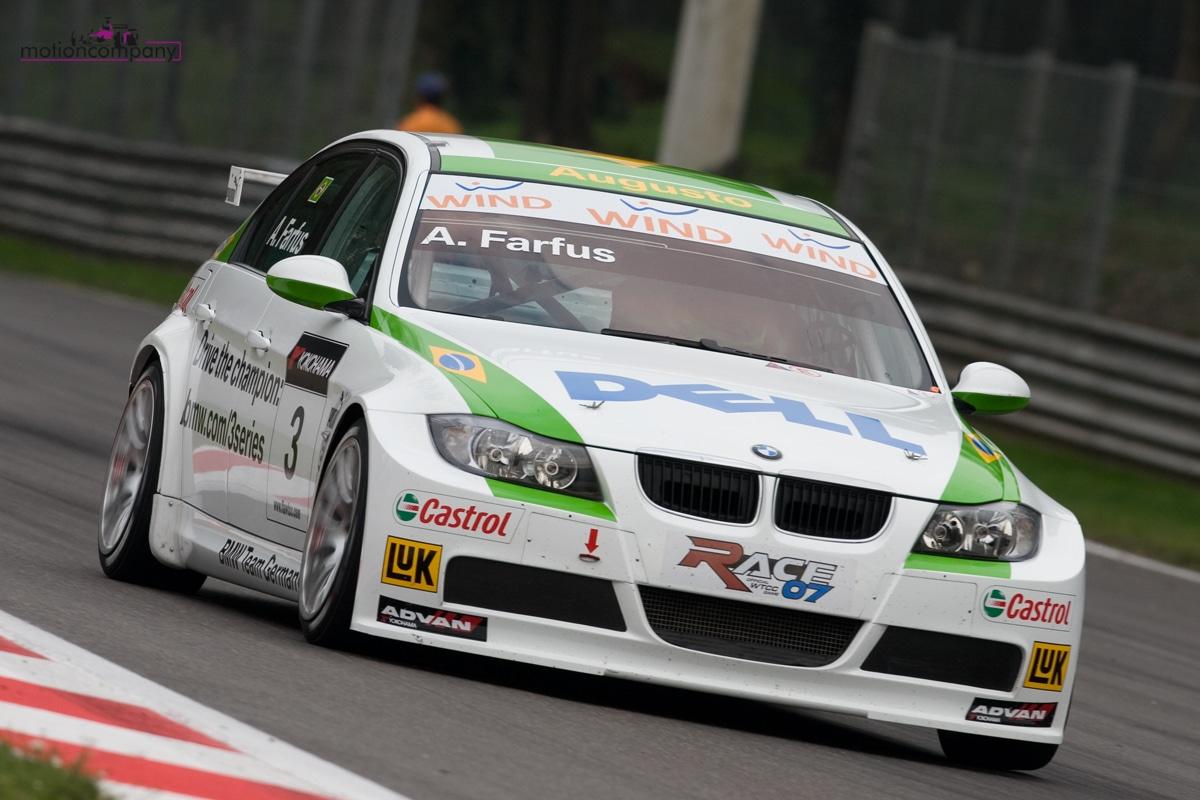 WTCC – Mexique : BMW répond à Seat, Augusto Farfus en Pole !