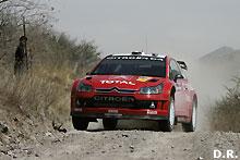 Rallye du Mexique: LOEB reprend le commandement!