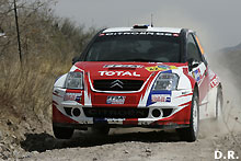 Rally WRC : LOEB s'accroche, OGIER étonne !