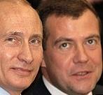 Elections en Russie : Sarkozy félicite Medvedev…