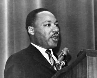 Une vidéo sur Martin Luther King