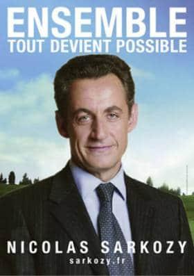 L'entretien de Nicolas Sarkozy : le retour du candidat
