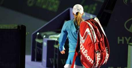 Justine Hénin confirme sa retraite sportive