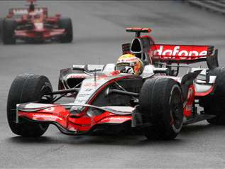 Lewis Hamilton vainqueur d'un GP de Monaco..à rebondissements !