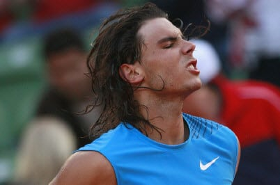 Djokovic et Federer, emportés par la tornade Nadal