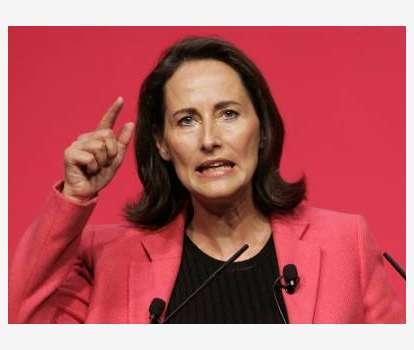 Ségolène ROYAL : «La Femme Debout», se lache !!