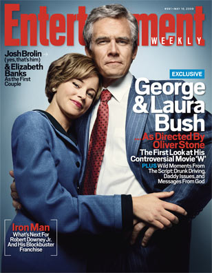 «W» : Oliver Stone sortira le film sur Bush  en octobre