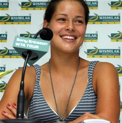 Ana Ivanovic remporte Roland Garros !