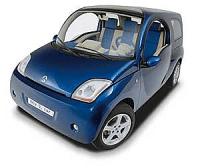 La » BLUE CAR», voiture «VERTE» Française!!