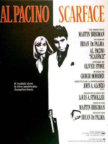De Scarface à l'Impasse : De Palma&Pacino