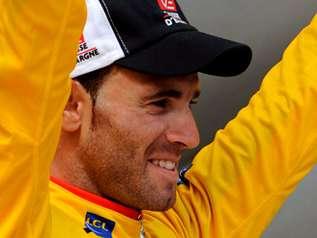 Alejandro Valverde s'envole dans la côte de Cadoudal !