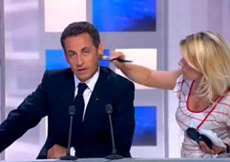 Dans les Coulisses de..France3, …hier à 19Heures!!!!