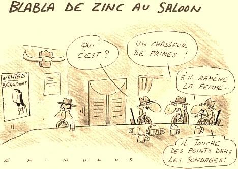 Betancourt-Sarkozy, l'histoire d'amour