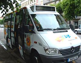Les bus gratuits à Bar le Duc