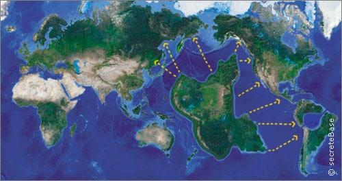 Mythologie ou énigme : De l'Atlantide à la terre de MU