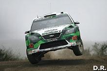 WRC – Nelle Zelande : Lutte acharnée au sommet !