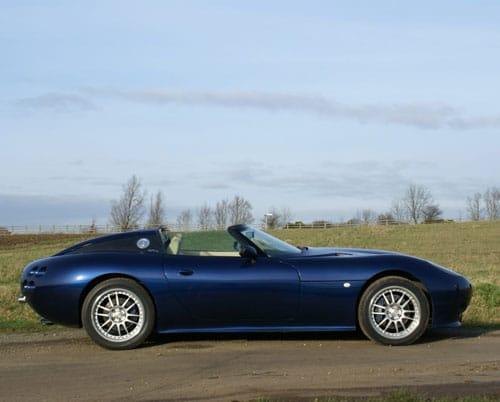 Une super GT de 700 chevaux 100% écolo, c'est possible !