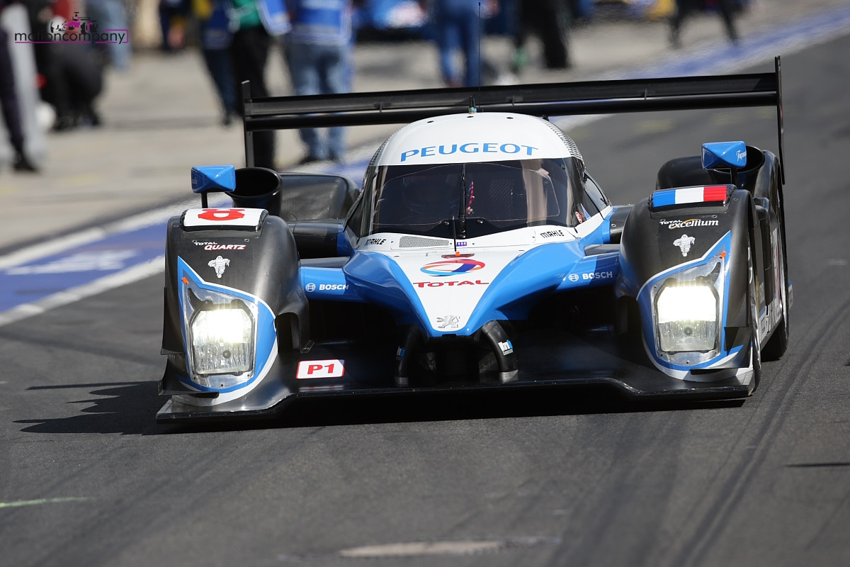 LMS Nurburgring : Le Français Premat derrière les Peugeot